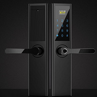 一握即開,應急供電:NEOGOR/耐久 智能指紋放到密碼鎖N2