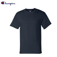 建議拍小一號,Champion 冠軍 中性純色T恤