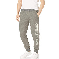 Calvin Klein/卡爾文·克萊恩 男士 慢跑運動褲
