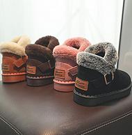 4.9分,回力 儿童 雪地靴