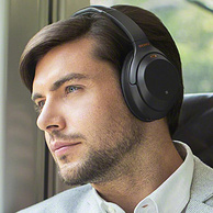黑五,主动降噪、30H续航:Sony/索尼 无线蓝牙耳机 WH1000XM3