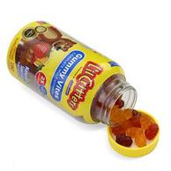 黑五,美国进口:190粒x3件 L'il Critters/丽贵 儿童复合维生素软糖