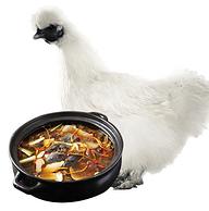 4.9分 买1送1 共2斤x2只:食裁 农家散养乌鸡