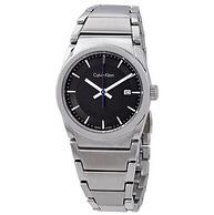 CALVIN KLEIN 卡爾文·克萊 STEP系列 K6K33143 女士石英手表