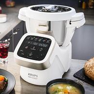 神價格6倍差價、旗艦款:德國Krups HP5031 多功能家用料理機 16合一燉煮料理機