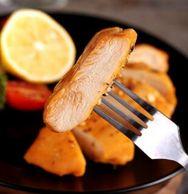 共23包 ,橙子快跑 即食鸡胸肉10袋+肉丸9袋+鱼饼4袋