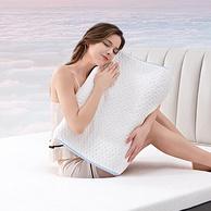 Cheers/芝华仕 e-sleep新款防螨抑菌天然乳胶枕