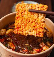 降18元 網紅酸辣粉!重慶風味 食族人 速食粉絲 6桶