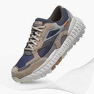 雙12預告,商場同款:Skechers/斯凱奇 男士 低幫復古老爹鞋