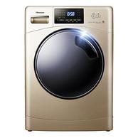 12日0-2点: Hisense 海信 HG100DAA125FG 10kg 滚筒洗衣机