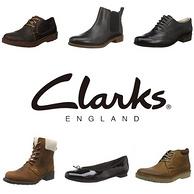 亚马逊 Clarks 男女鞋靴促销