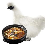买一送一!民大农牧 三峡高山散养乌鸡 1.8斤x2只