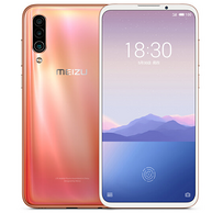 4800萬AI三攝+屏下指紋:Meizu 魅族 16Xs 手機 6+64g