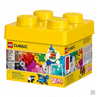 库存仅剩3% 221粒,Lego 乐高 Classic 创意小号积木盒 10692