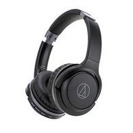 40小时续航:Audio Technica 铁三角 ATH-S200BT 头戴式蓝牙耳机