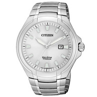 Citizen 西铁城 超级钛系列 BM7430-89A 男士光动能腕表