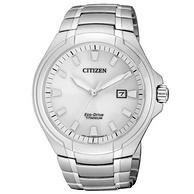 Citizen 西鐵城 超級鈦系列 BM7430-89A 男士光動能腕表