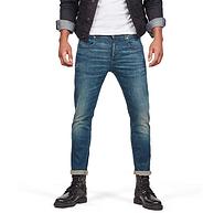 至少3.5倍差价:G-Star Raw 3301系列 男士修身牛仔裤