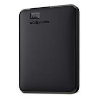 亞馬遜銷量NO.1:5T WD 西部數據 Elements新元素系列 2.5英寸移動硬盤