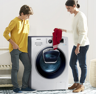 Samsung 三星 9kg 滚筒洗衣机 ww90k5410us/sc
