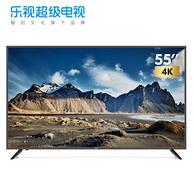 55英寸4K+支持HDR:Letv 樂視 X55C 4K 液晶電視