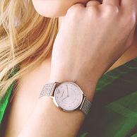 1倍差價!Emporio Armani 安普里奧·阿瑪尼 女士指針石英手表 AR11128