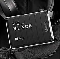 西部數據 5T 黑盤P10系列游戲硬盤 2.5寸 5400轉 兼容PS4、Xbox One