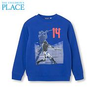 持平单层价 加厚加绒,The Children's Place 儿童卫衣
