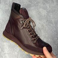 US6-6.5码,Ecco 爱步 Exostrike突破系列 女士Hydromax®防泼水短靴