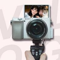 降50元,SONY/索尼 ILCE-6100L A6100 APS-C画幅微单数码相机16-50套机