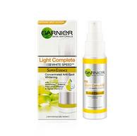 Garnier 卡尼尔 烟酰胺377全效美白淡斑精华 30mlx2件