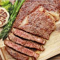 27万好评!含眼肉/西冷/菲力,小牛凯西 澳洲原肉整切牛排套餐10片1300g 送意面