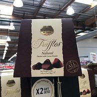 第138期神价团购、2kg大包装!法国 乔慕 松露巧克力 原味