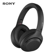 智能数字降噪+30小时续航+快充:SONY 索尼 WH-XB900N 头戴式无线降噪耳机