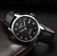 TISSOT 天梭 力洛克系列 T006.407.16.053.00 男士机械手表