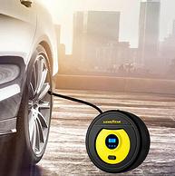 自动充停,胎压监测:固特异 便携式数显车载充气泵GY-5201