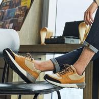 6日0点:斯凯奇 男士 19年秋新款 低帮运动休闲鞋