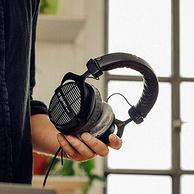 亚马逊销冠:拜亚动力 DT990 PRO 250Ω 高保真开放式头戴耳机