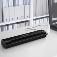 4倍差價,日亞暢銷:愛普生 A4幅面饋紙 便攜式彩色文檔掃描儀DS-30