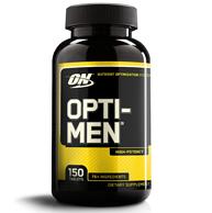 男士全谱营养素:150片  欧普特蒙 男性综合维生素