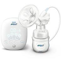 新低!模拟宝宝吸乳:飞利浦 AVENT/新安怡 自然系列 单边电动吸乳器 SCF301/01