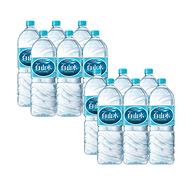 猫超:2Lx12瓶 农心 白山水 矿泉水