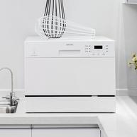 除菌率99.99% 6套,华凌 洗碗机 WQP8-H3602D-CN