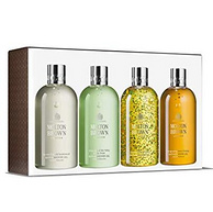 新低!Molton Brown Woody & Citrus 沐浴露套装 300mlx4瓶装