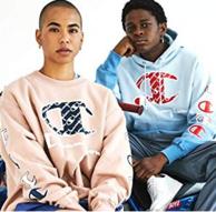 白菜价!Prime专享:冠军 美线life系列100周年亚马逊特别款横纹编织卫衣
