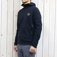 移动端:Inter Milan/国际米兰 男士 摇粒绒连帽开衫卫衣F0218