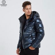 史低!蓬松度700+,90%鵝絨:天石 男女 冬季加厚款羽絨服V029