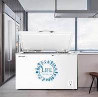 一级能效,商家两用超大容量:海信 308升 冷冻冰柜BD/BC-308NU/A