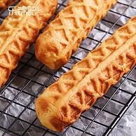 1月新鲜生产:乐锦记 乳酪夹心撕棒面包 700g