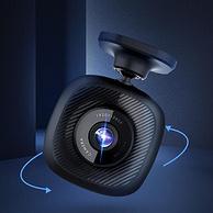 再降10元、华为海思芯片、1080P:海康威视 高清夜视行车记录仪 B1